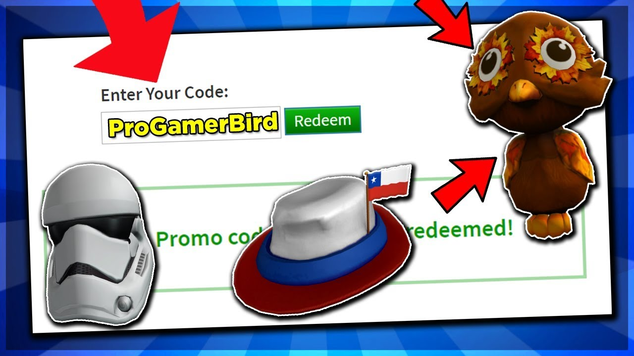 *OCTOBER* ALL WORKING PROMO CODES ON ROBLOX 2019|Fall ...