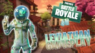 "NEW Fortnite ""Leviathan"" Skin Gameplay Duos!!!! - NEW Fortnite Battle Royale UPDATE!!!"