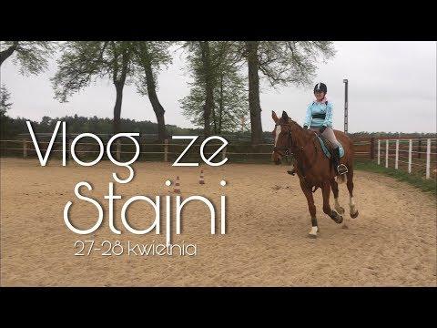 Vlog Ze Stajni #15  Weekend W Stajni!