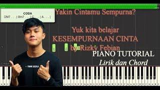 Kesempurnaan Cinta Piano Tutorial
