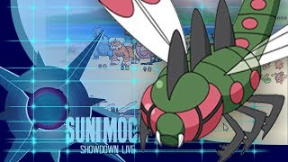 Pokemon Showdown Live Sun and Moon #38 [Ou] - Up Early In The Mornin