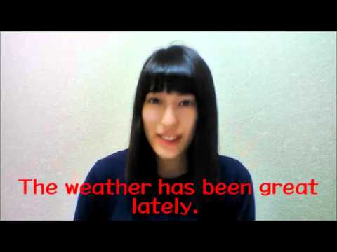 Hirata Rina - The Weather Has Been Great