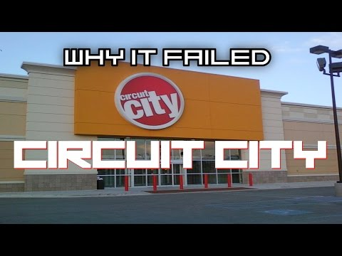 Why It Failed: Circuit City (PT. 1) ᴴᴰ