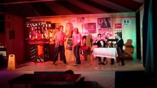 Zeskamp Schijndel 2011: Playback Ongekende Talenten Café