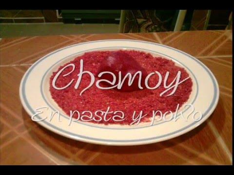 Como preparar manzanas con chamoy y Tamarindo Fácil y Rápido - YouTube