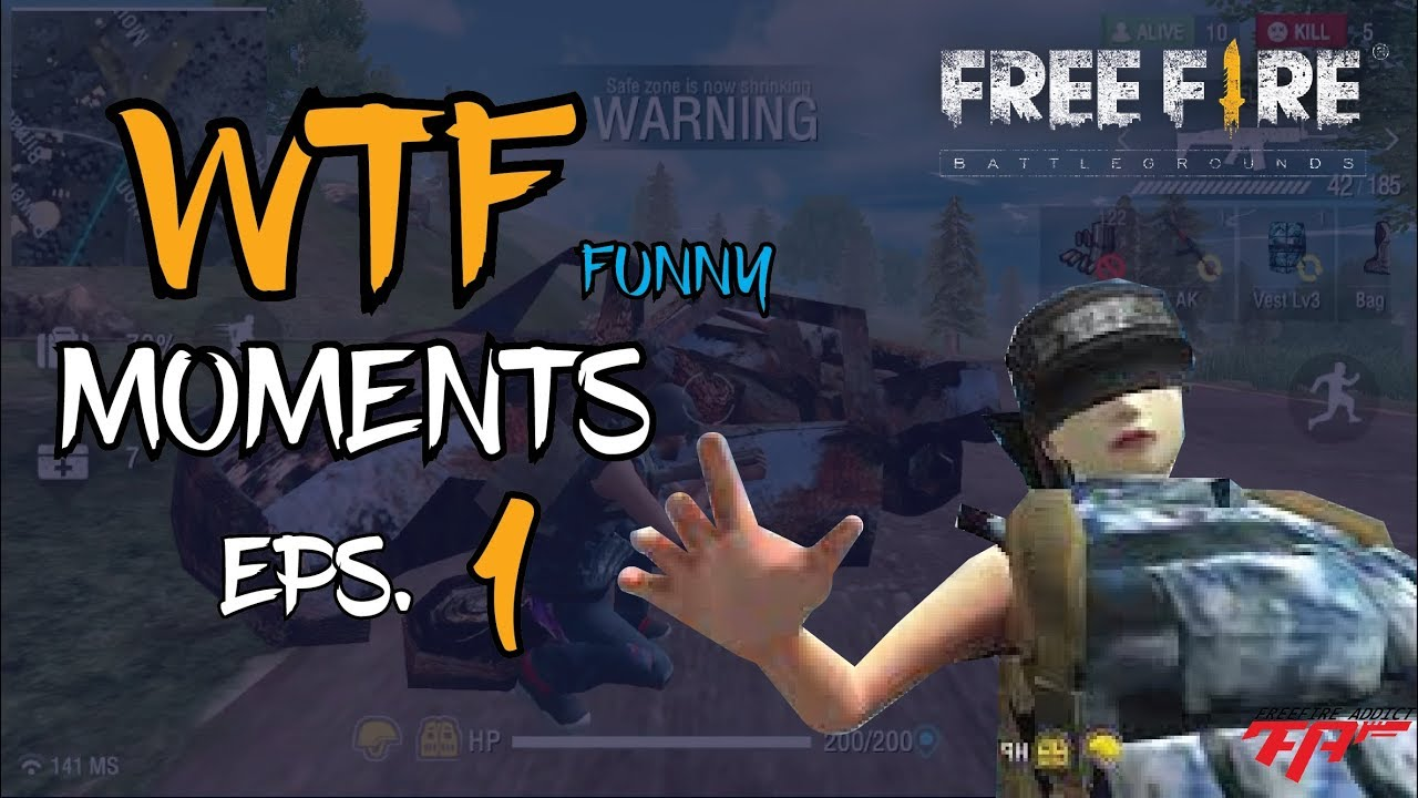 Free Fire Funny Moments Episode 1 Free Fire Battlegrounds