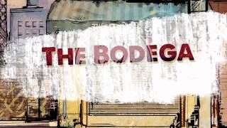 "In The Heights Scenic Projections: Title ""Bodega"" (version 1)"