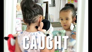 SHE DIDN'T THINK I WAS WATCHING! - June 25, 2017-  ItsJudysLife Vlogs