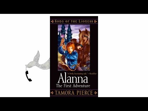 Song of the Lioness Quartet by Tamora Pierce