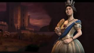 England Theme - Industrial (Civilization 6 OST) | Scarborough Fair