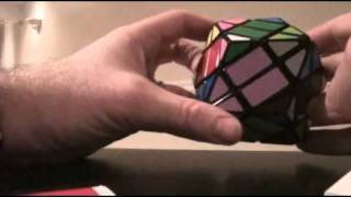 Lanlan 4 layer rhombic dodecahedron tutorial part 3