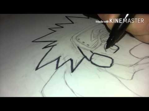 Dessin n 1 obito kakashi et rin naruto youtube - Dessin kakashi ...