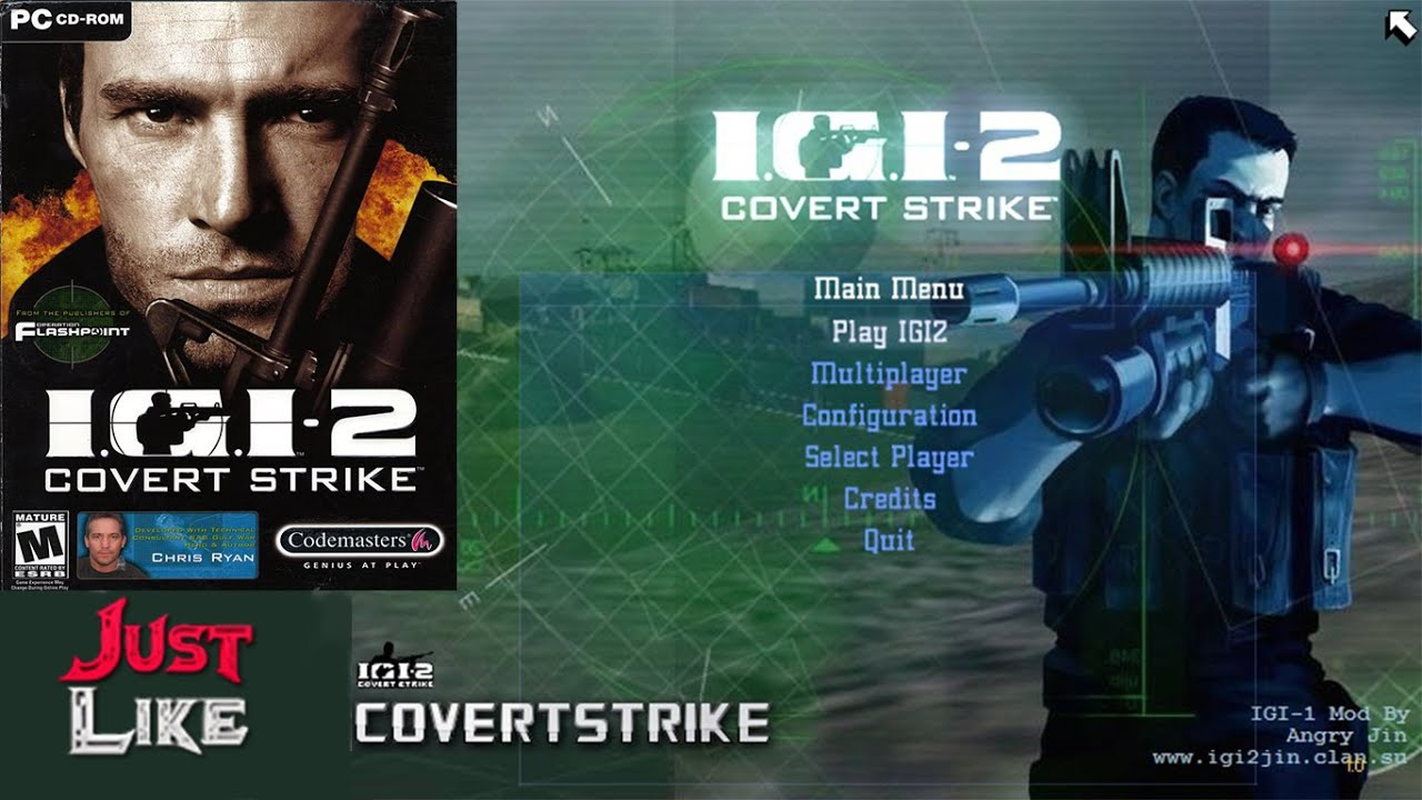 STRIKE COVERT DEMO 2 IGI TÉLÉCHARGER