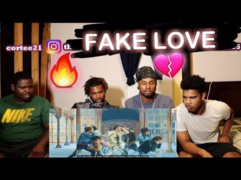 BTS (방탄소년단) 'FAKE LOVE' Official MV 🔥 (REACTION!!)