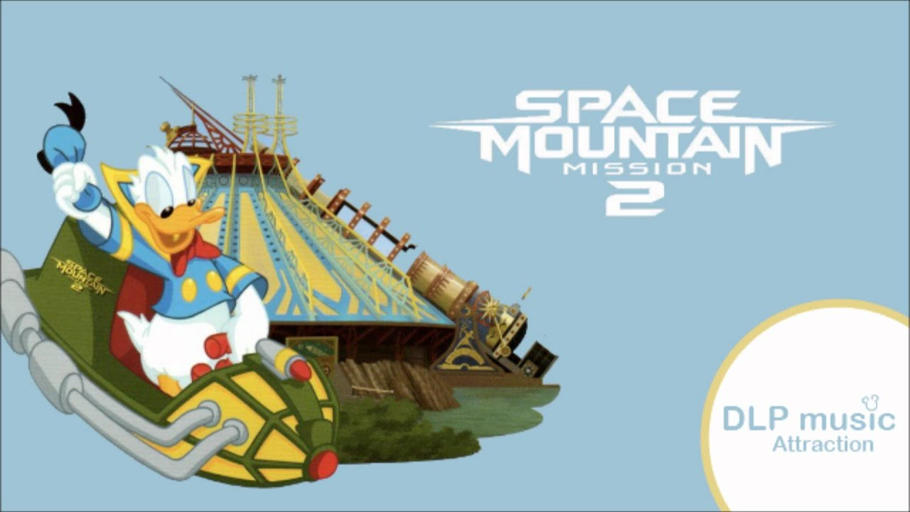 Space Mountain mission 2 - YouTube