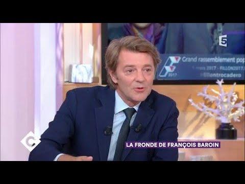 La fronde de François Baroin - C à Vous - 06/10/2017