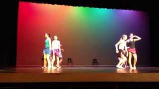 Lilyan Dance Recital