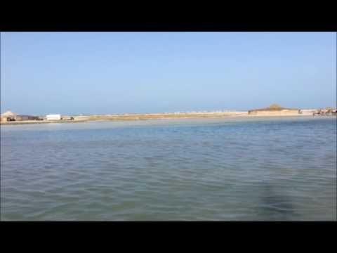 Mit dem Piratenschiff auf die Flamingo Insel :-)