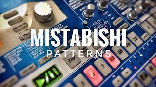KORG ElecTribe EMX-1 All new MISTABISHI patterns!