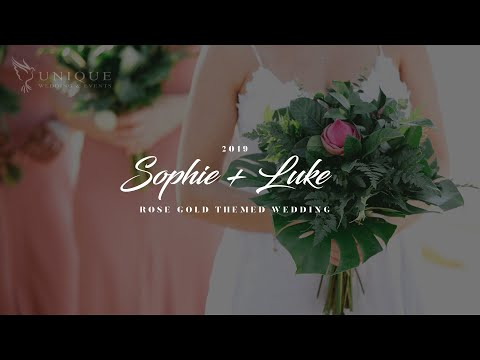 Sophie & Luke's Destination Wedding