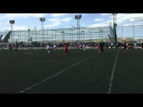 IFC Liverpool vs AEK  2nd Half 28 Feb 2015