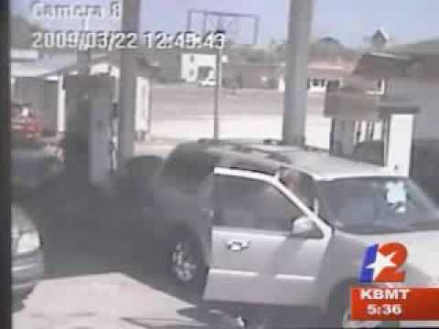 PA Employee Gas Card Theft 05032009