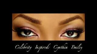 Atlanta Housewife Cynthia Bailey | Inspired Makeup Tutrorial