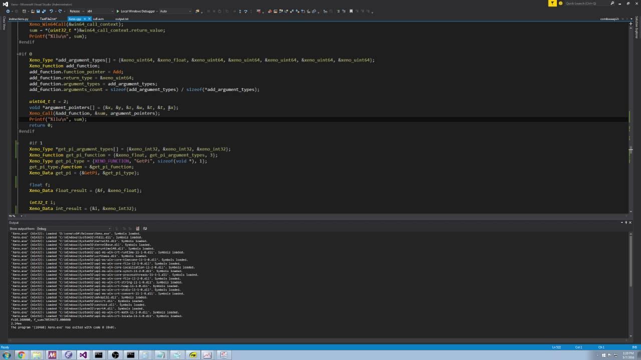 Programming a platform layer from scratch - part 1