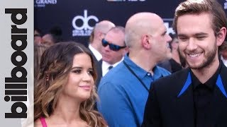 Zedd, Maren Morris, & Grey Talk Success of 'The Middle' | BBMAs 2018