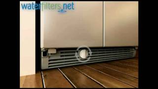 How to Install Whirlpool 4396508 & 4396510 In Grille Fridge Filters