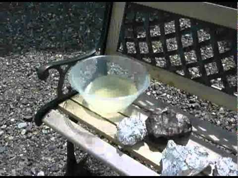 fixing rusty campo meteorites part 1