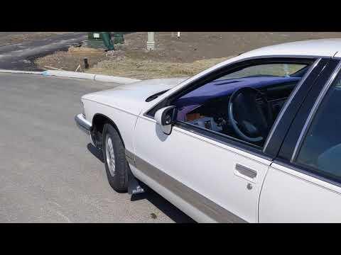 1992 Buick Roadmaster Walk Around