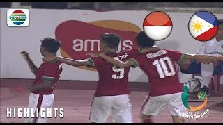 Goal Rendy Juliansyah - Indonesia (5) vs Filipina (0) | AFF U 16 Championship