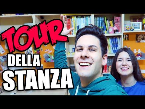 TOUR DELLA NOSTRA STANZA!