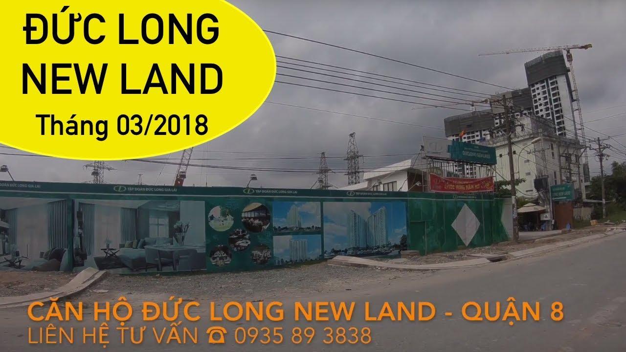 Dự án căn hộ Đức Long New Land, Quận 8  🌍 https://canhotv.com/