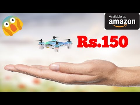 TOP 5 Smallest Drones In the WORLD | World's Smallest Drone With Camera | Best Drones 2019 |