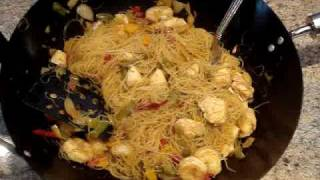 How to Make Singapore Noodles
