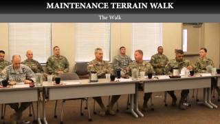 Maintenance Terrain Walk