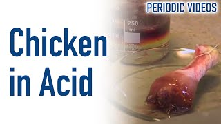 Chicken In Acid Conclusion - Periodic Table Of Videos