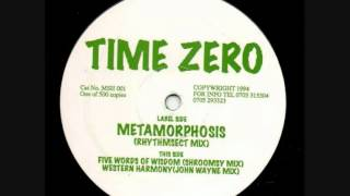 Time Zero - Five Words Of Wisdom (Shroomsy Mix)