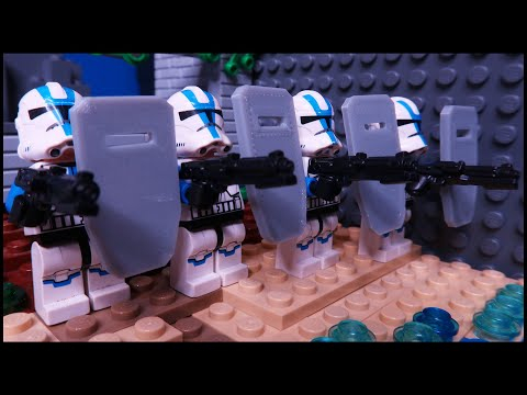 LEGO Clone RIOT SHIELD Troopers! - Lego Star Wars: Clone Army Update