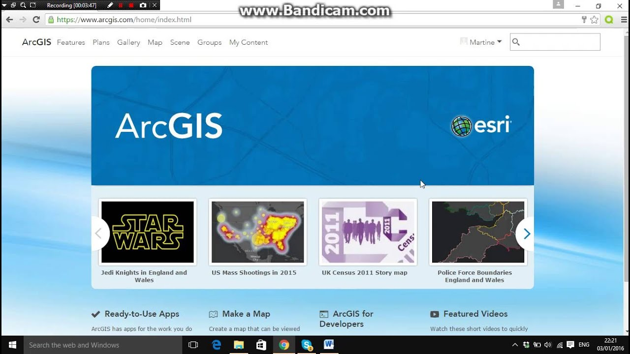Arcgis online basics: tutorial 1 youtube.
