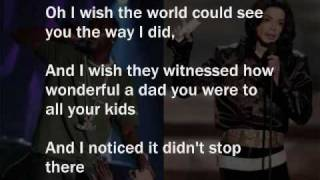 Akon - Cry Out Of Joy (Michael Jackson Tribute) With Lyrics On Screen.