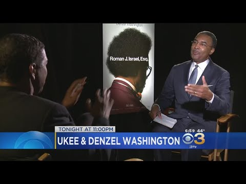 TONIGHT AT 11: Ukee and Denzel Washington