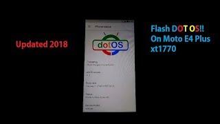 Flash Moto E4 Sp Flash Tool