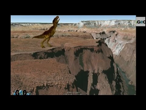 grand canyon formation: returning to the dinosaurs era [igeonews