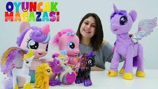 Ayşe'nin oyuncak mağazası - My little pony oyuncağı.