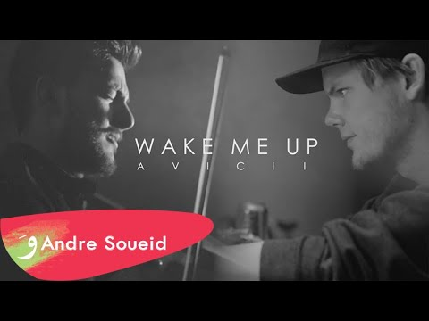 Wake me up - AVICII - Violin Cover by Andre Soueid