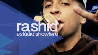 """Baixar """"Se o mundo acabar"""" - Rashid no Estúdio Showlivre 2013"""