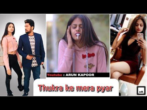 Thukra Ke Mera Pyar Mera Inteqam Dekhegi | heart touching love story| ARUN KAPOOR